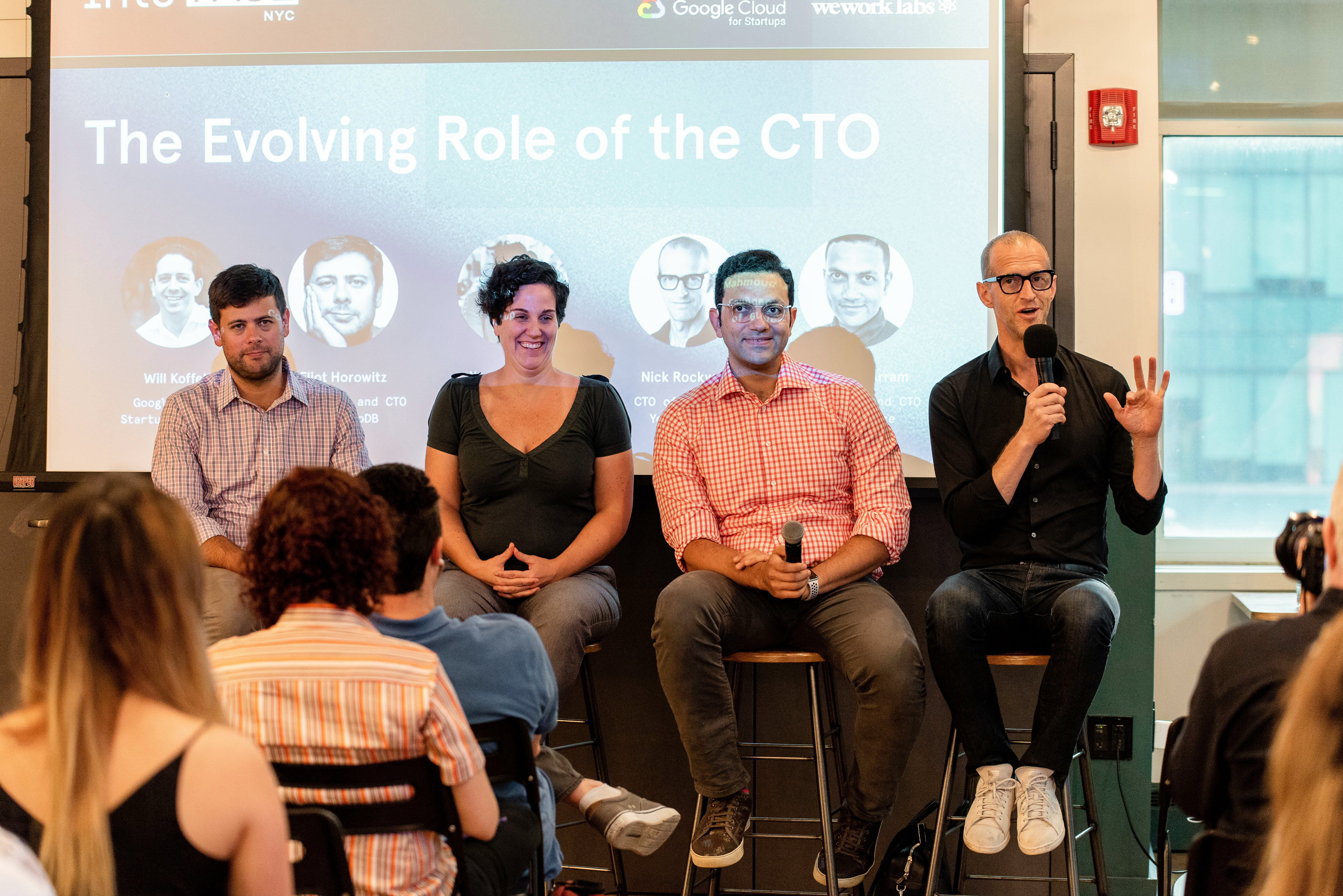 4 Chief Technical Officers on Managing and Motivating Teams and Their Best Advice for Startup Founders