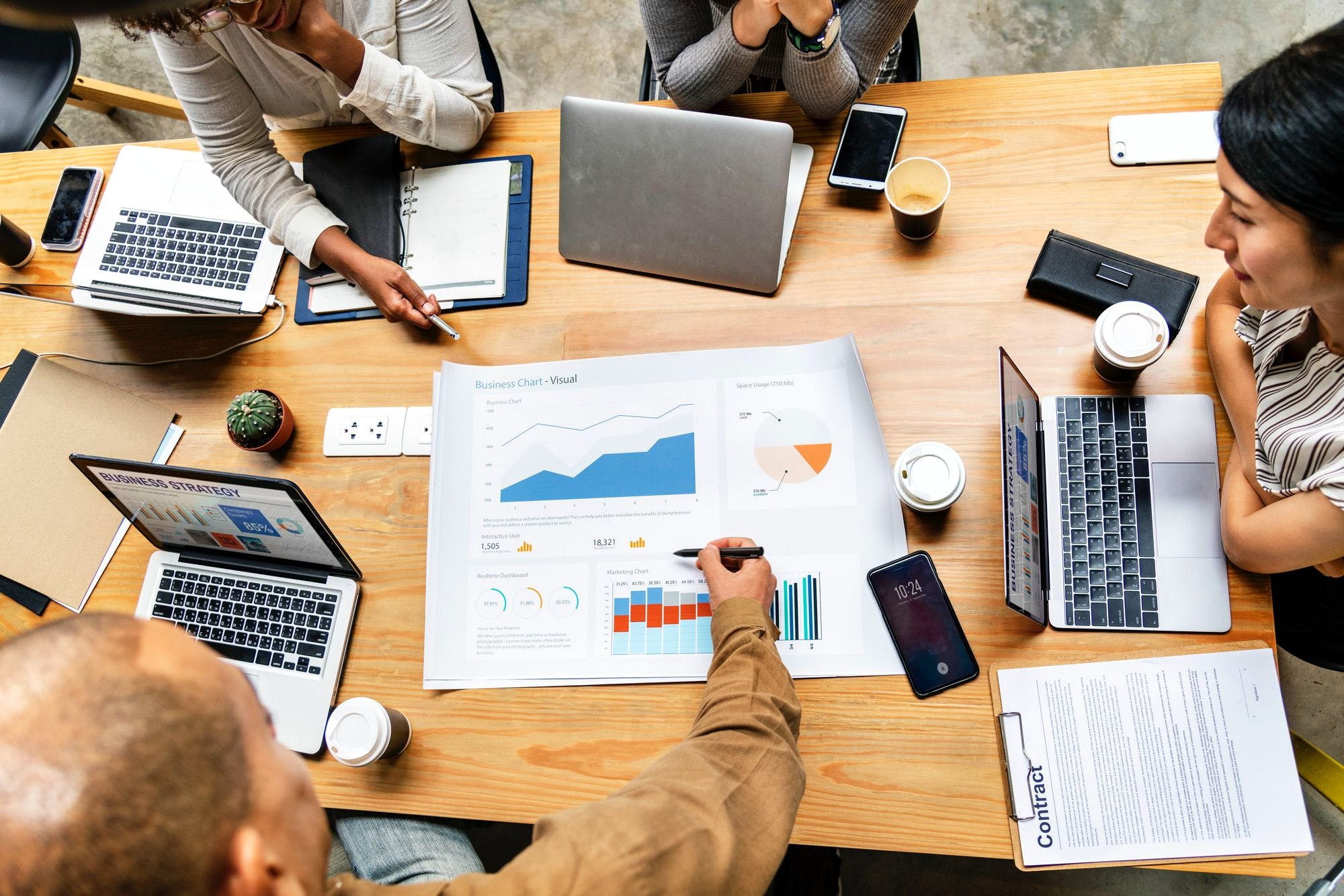 Four Key Factors Investors Look for in Startup Business Plans, From Rise Venture's Pedro Vilela