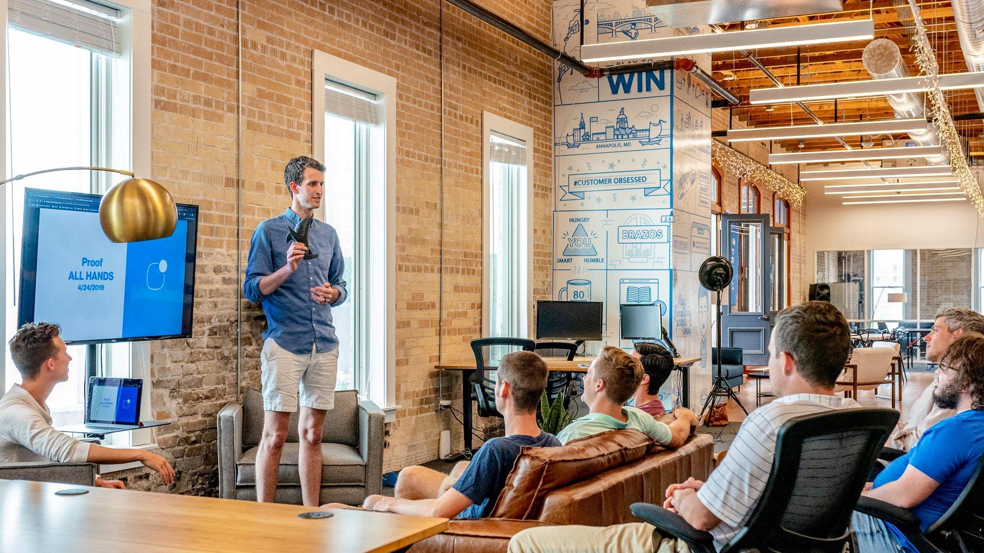 Improv Expert Rita Ritvin Shares 3 Improv Exercises That Can Make You a Better Entrepreneur