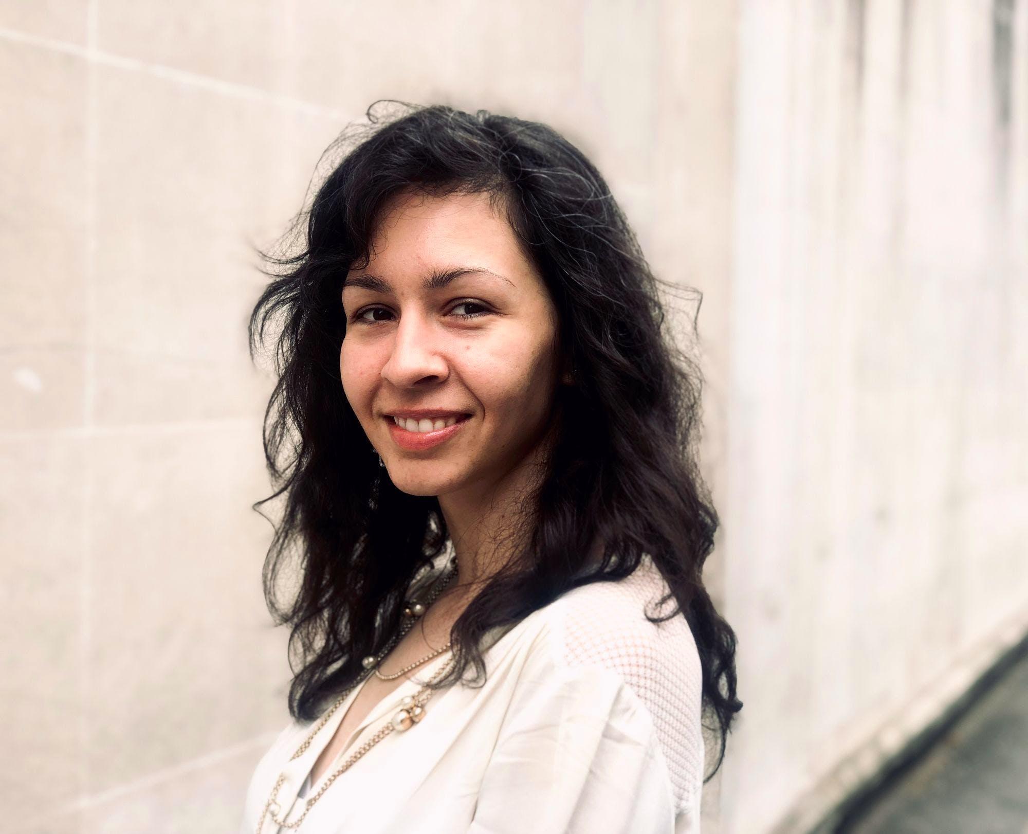 Meet our London Labs Team: Vessela Ignatova