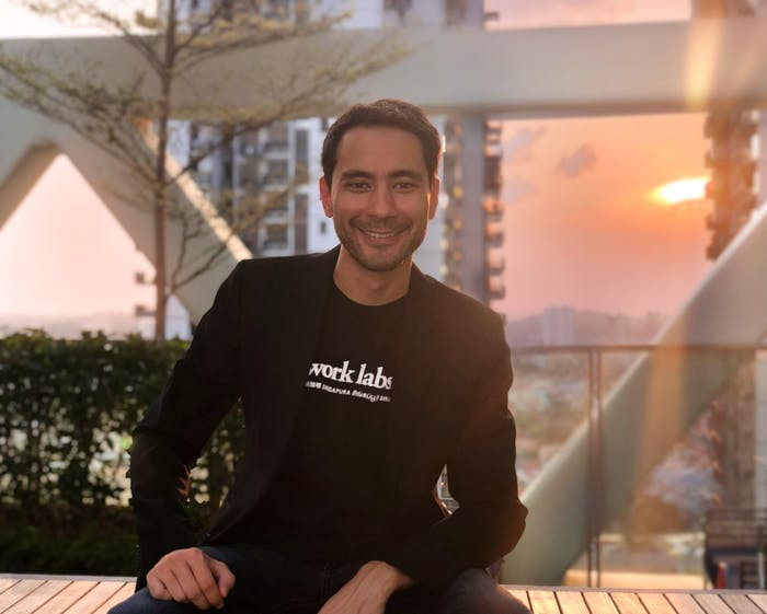 Meet Our Singapore Labs Team: Terence Deffenu