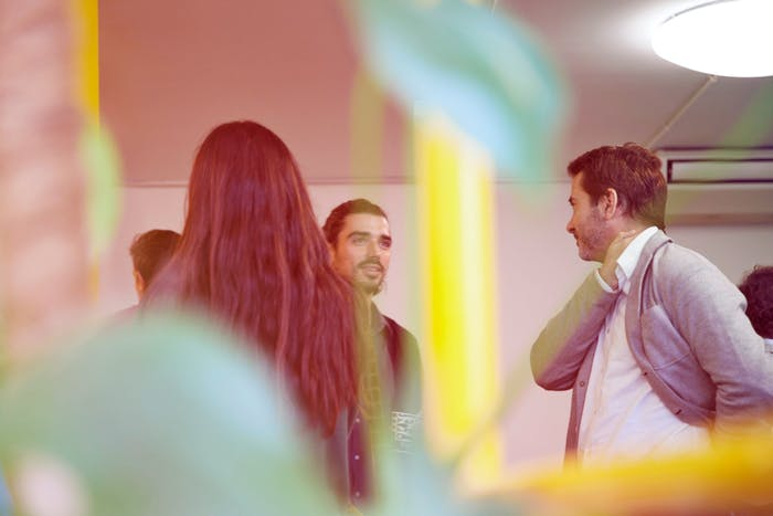 How to Network like a Pro, According to WeWork Labs Members Who are Expert Networkers