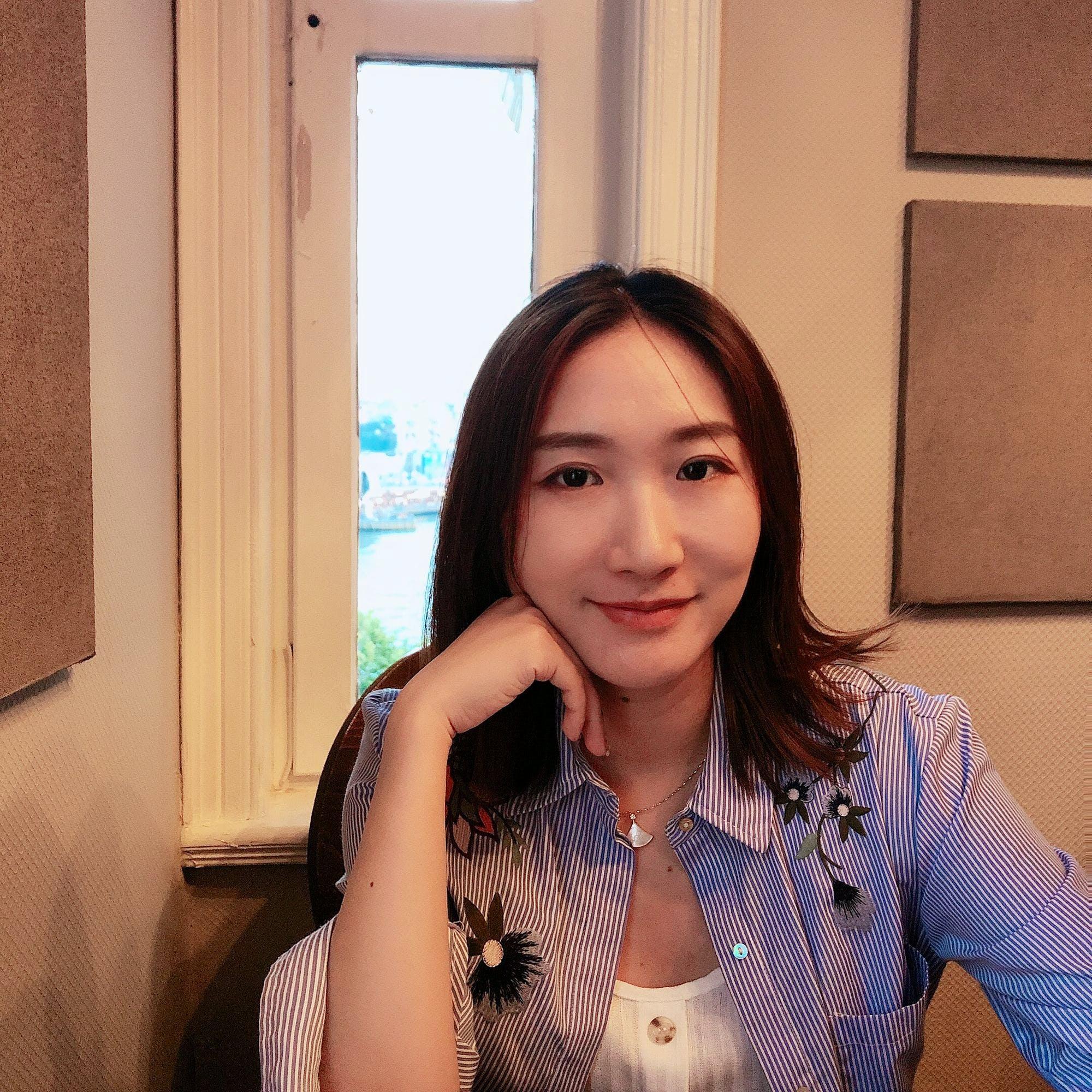 Meet our Hangzhou Labs Team: Yujie (Joanna) Zhang