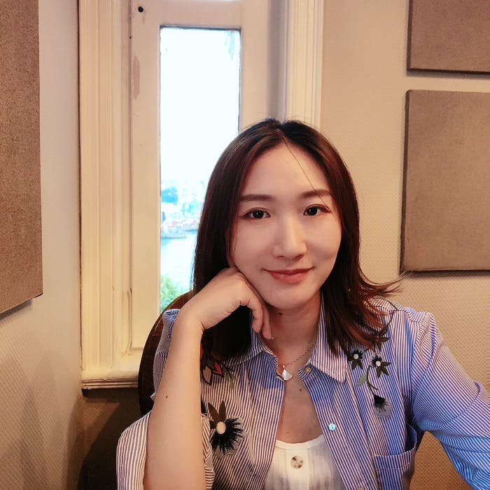 Meet our Hangzhou Labs Team: Yujie (Joanna) Zhang