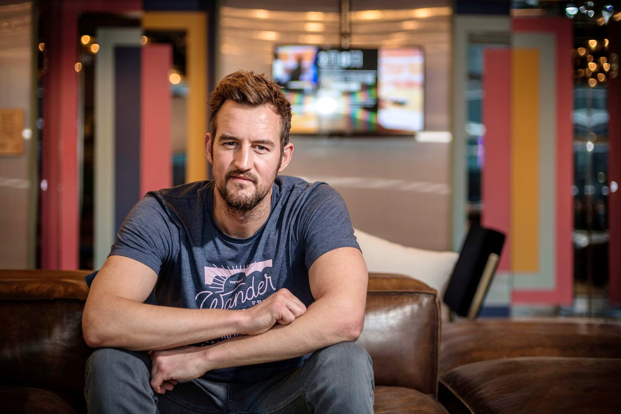Fireside Chat with WeWork Co-Founder Miguel McKelvey