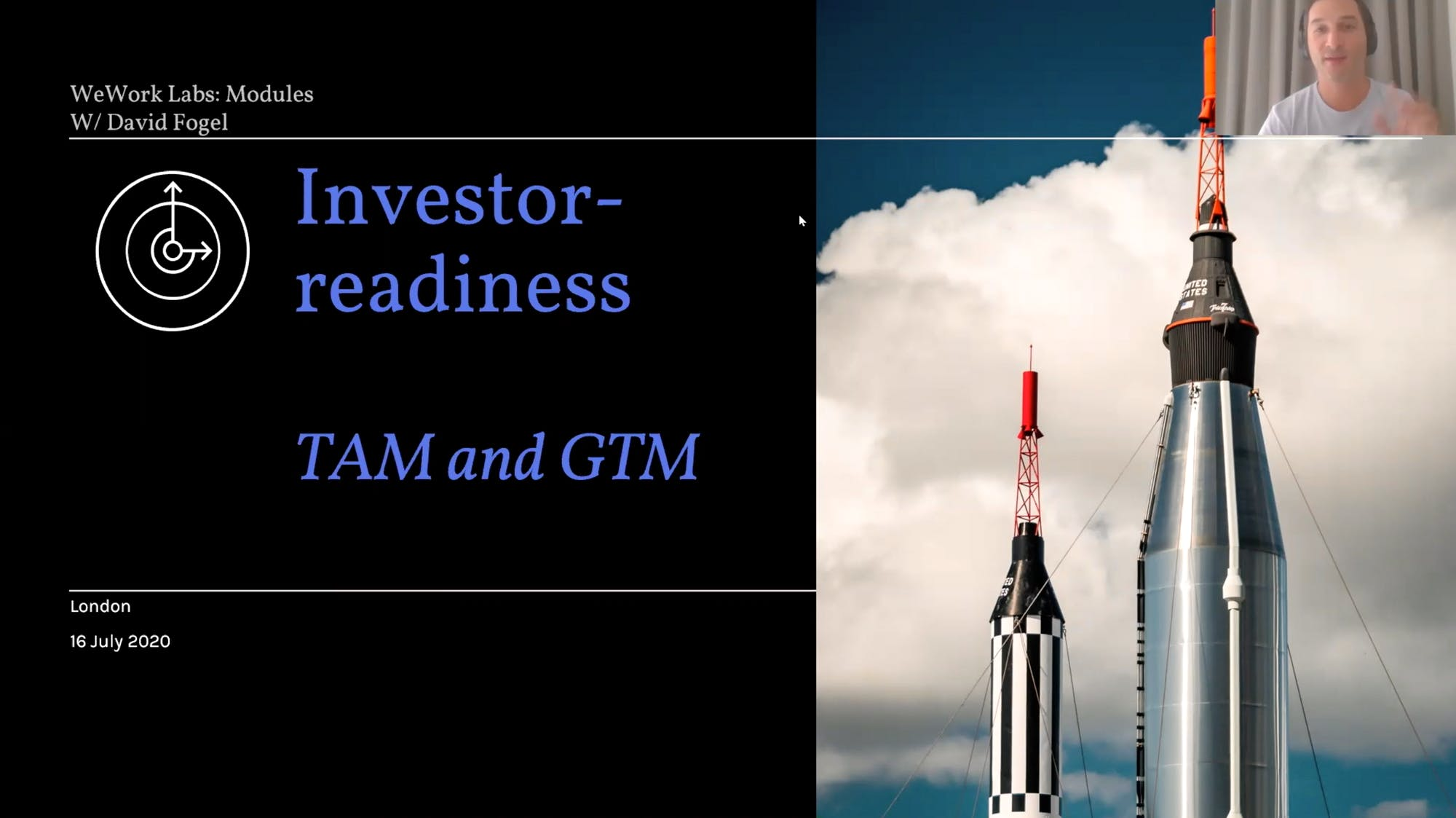 Investor Readiness: TAM and GtM - with David Fogel