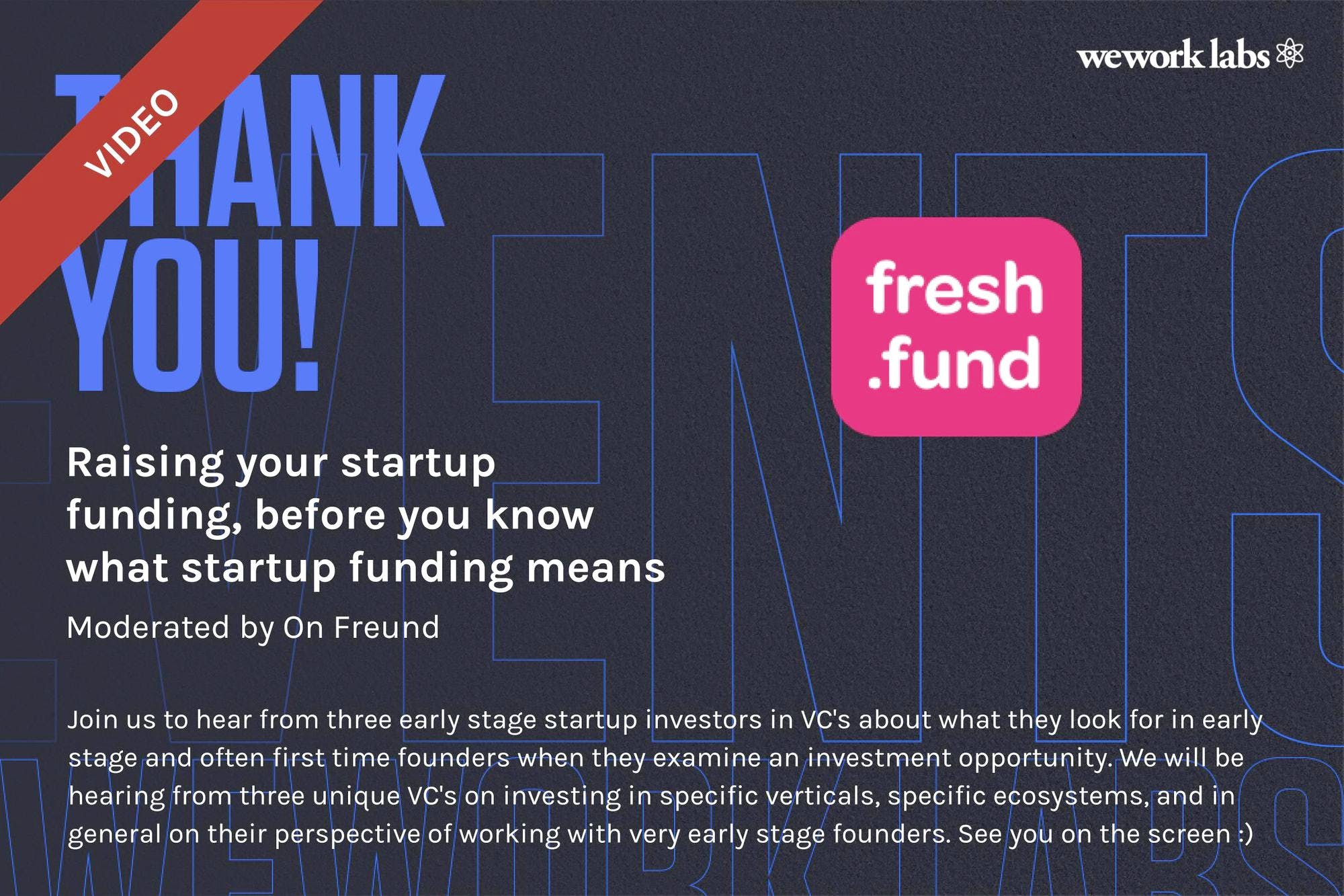 Raising your startup funding, before you know what startup funding means
