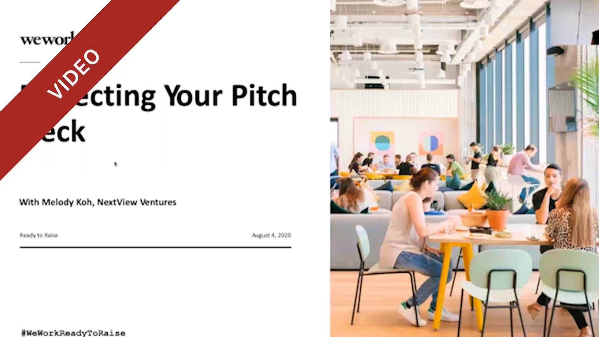 Ready to Raise: Perfecting Your Pitch Deck
