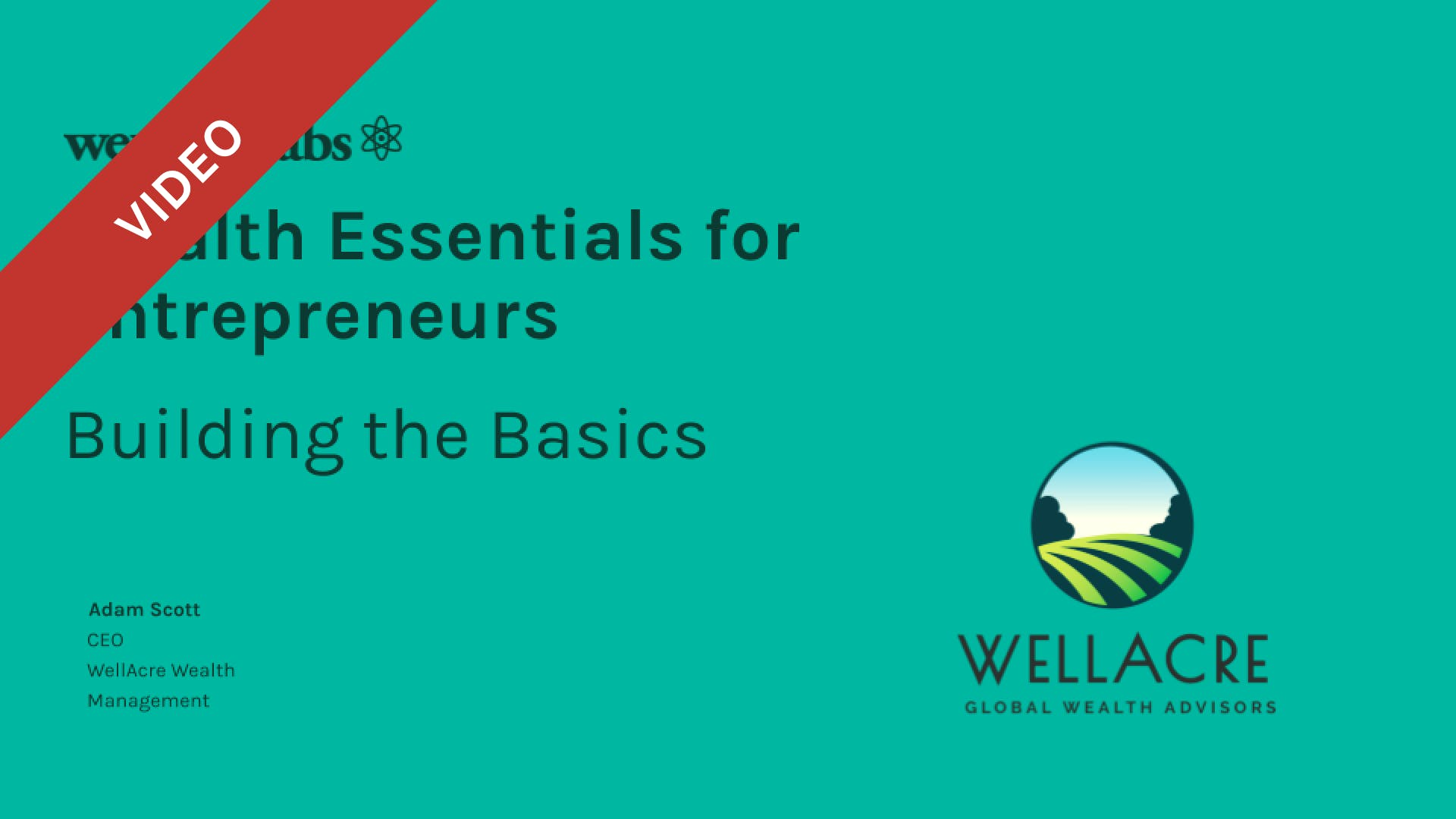 Wealth Essentials How to Save A Fortune: BUILDING THE BASICS