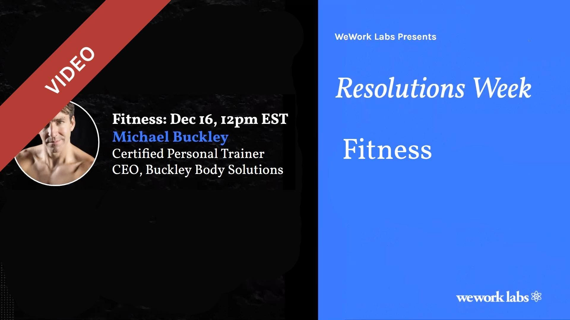 Resolutions for 2021: Fitness + Working Out!