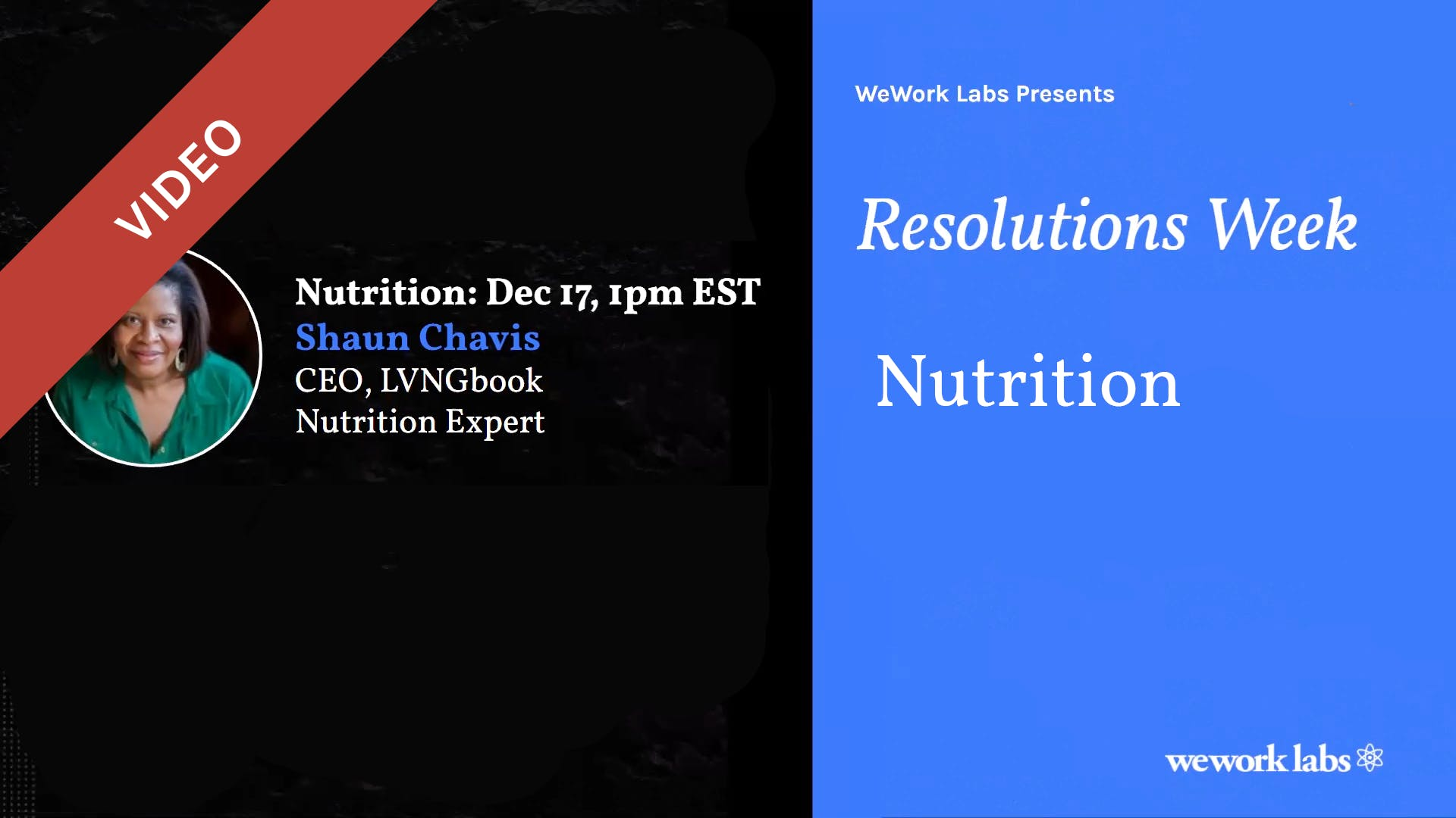 Resolutions for 2021: Nutrition