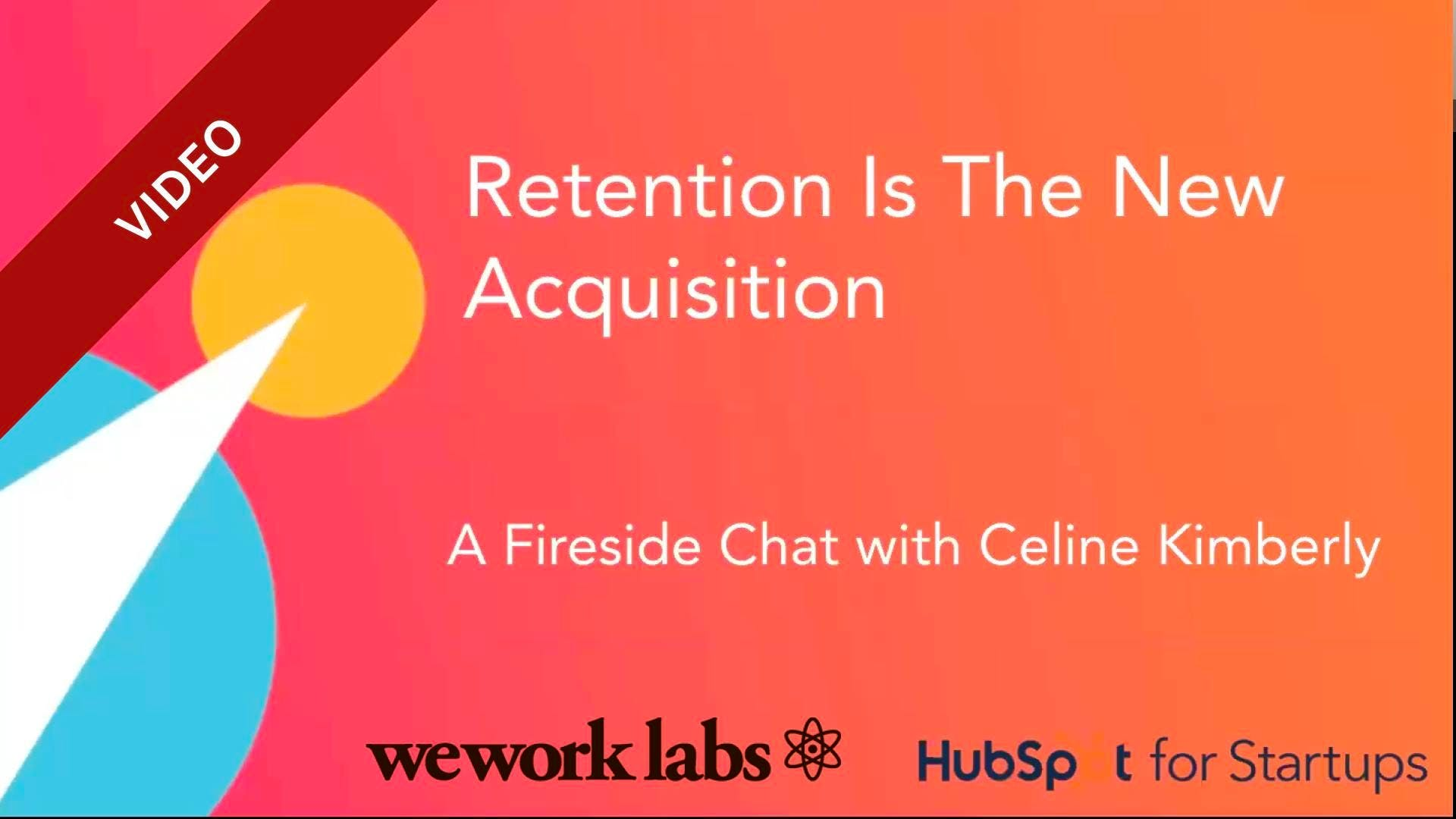 Live AMA: Retention is the New Acquisition with Celine Kimberly