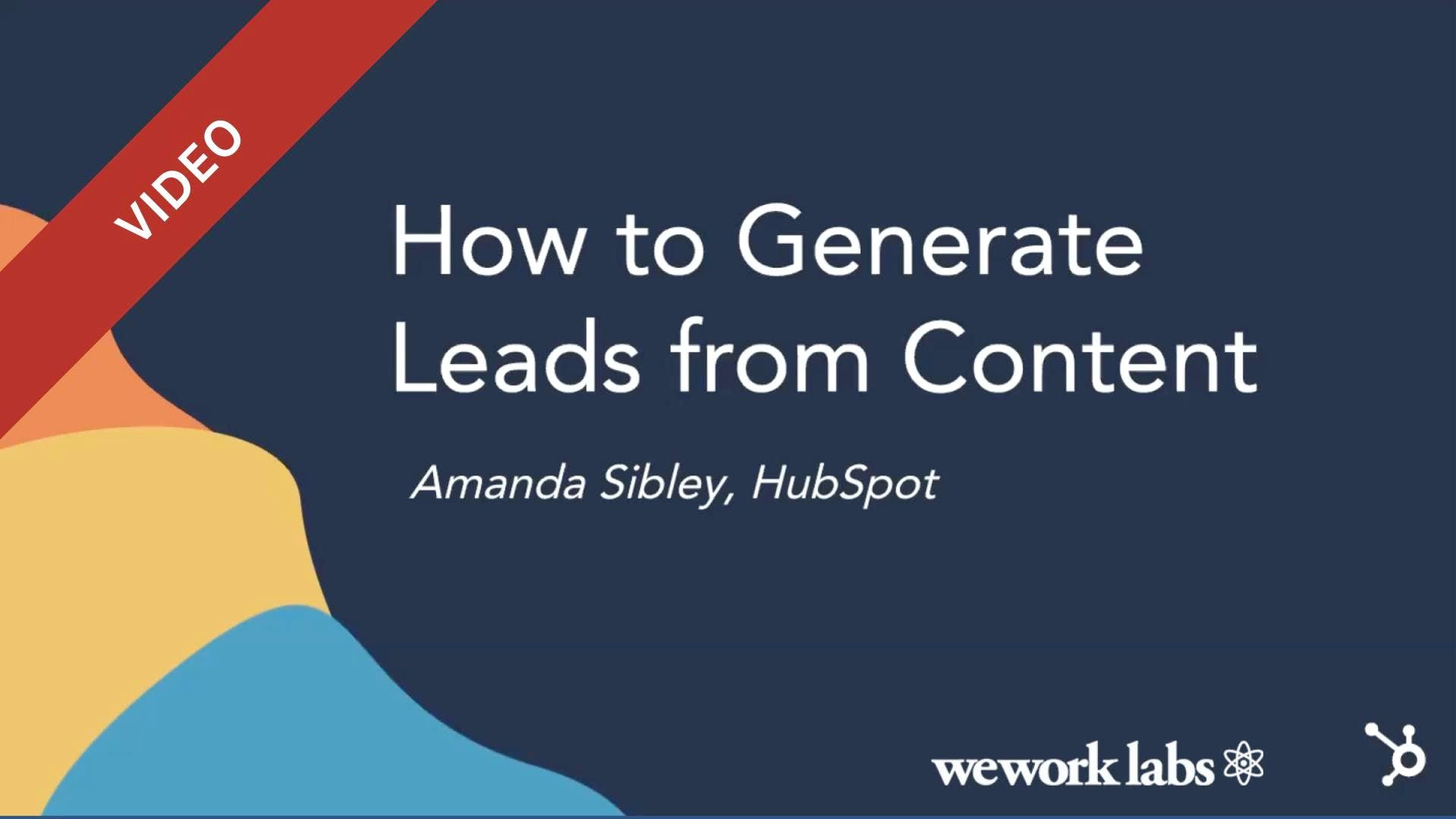 How to Generate Leads from Content