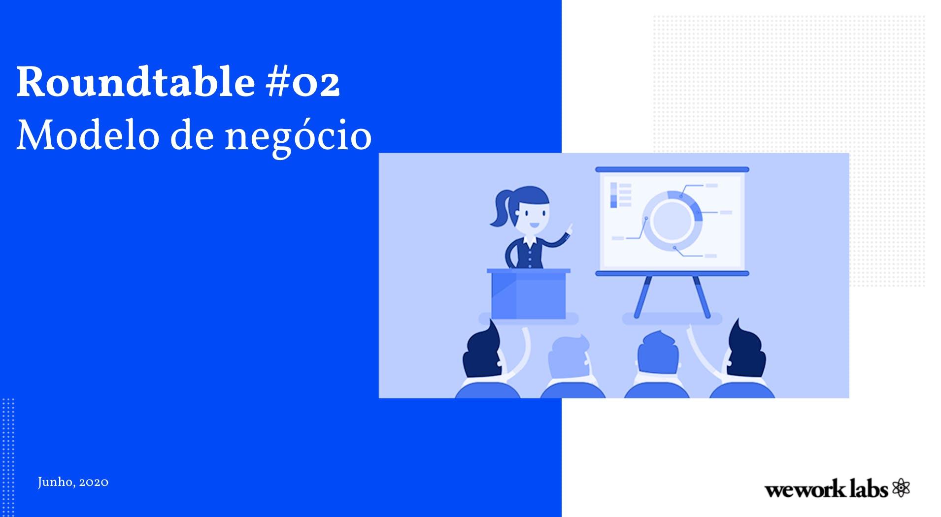 Roundtable #02 | Modelo de Negócio
