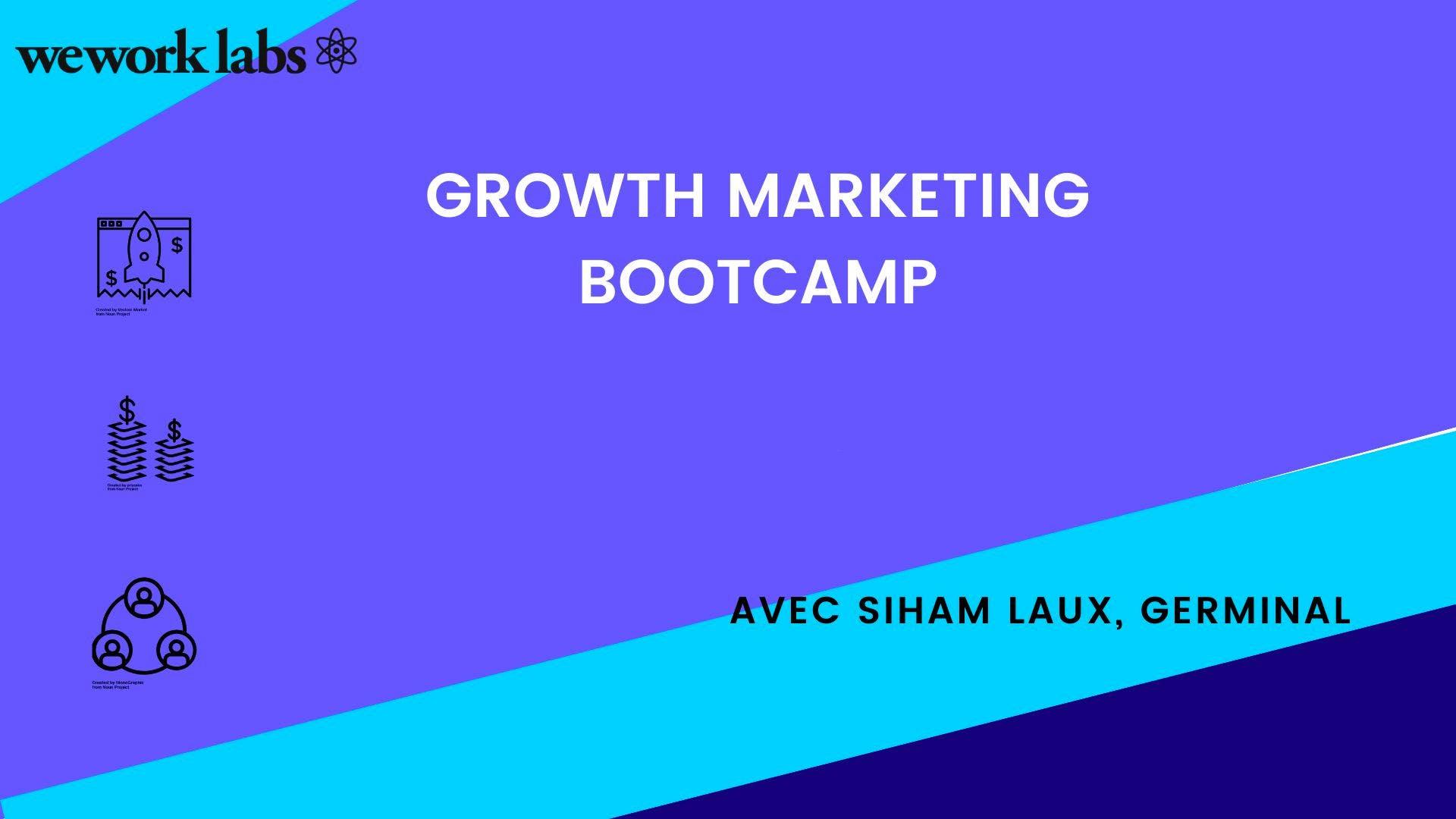 Growth Marketing Bootcamp - Structurer, Organiser & Documenter son Projet (3/5)