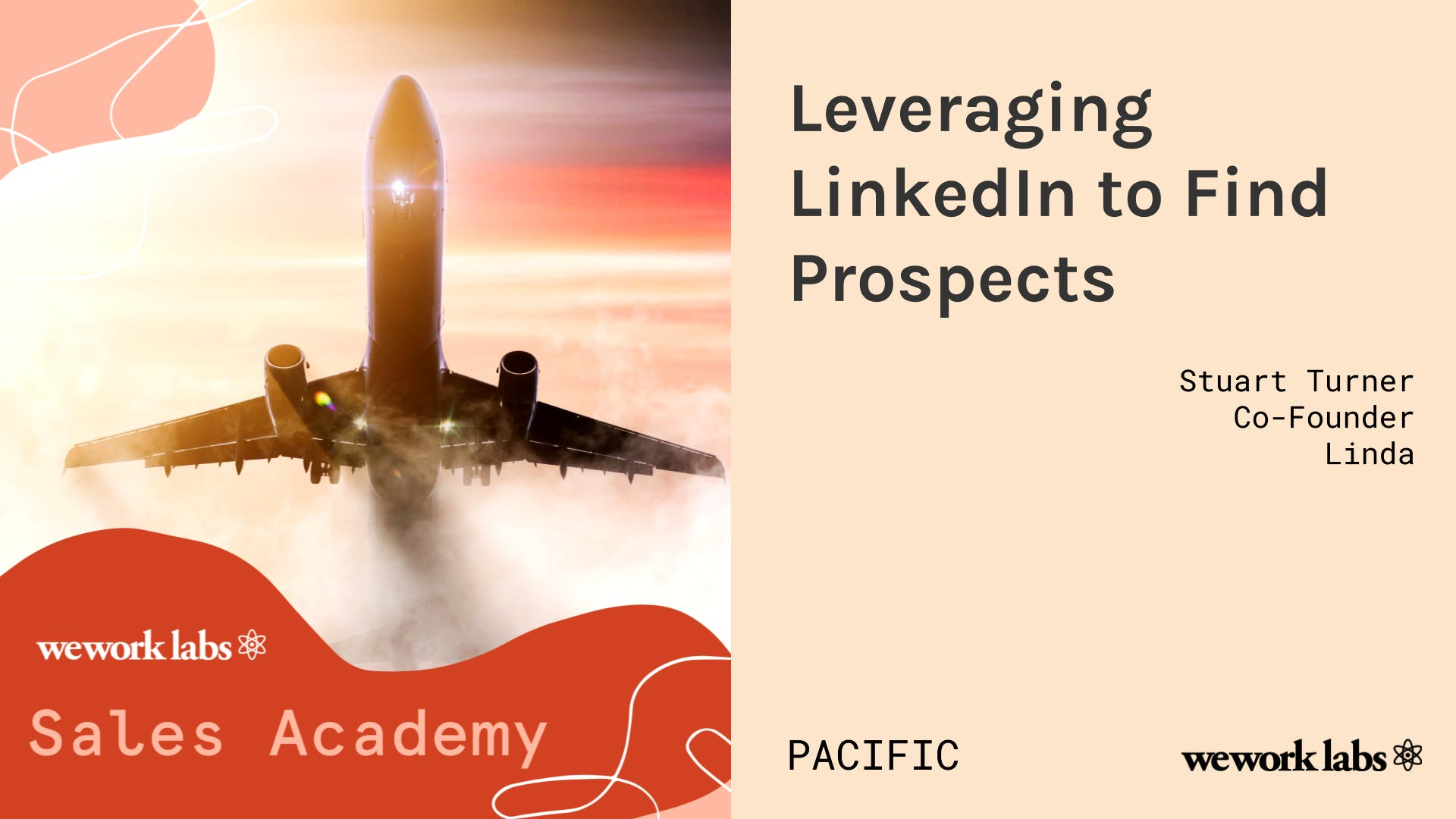Sales Academy (Pacific): Leveraging LinkedIn to Find Prospects